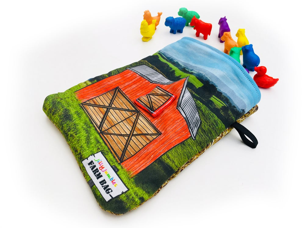 Image of JJ Farm Bag