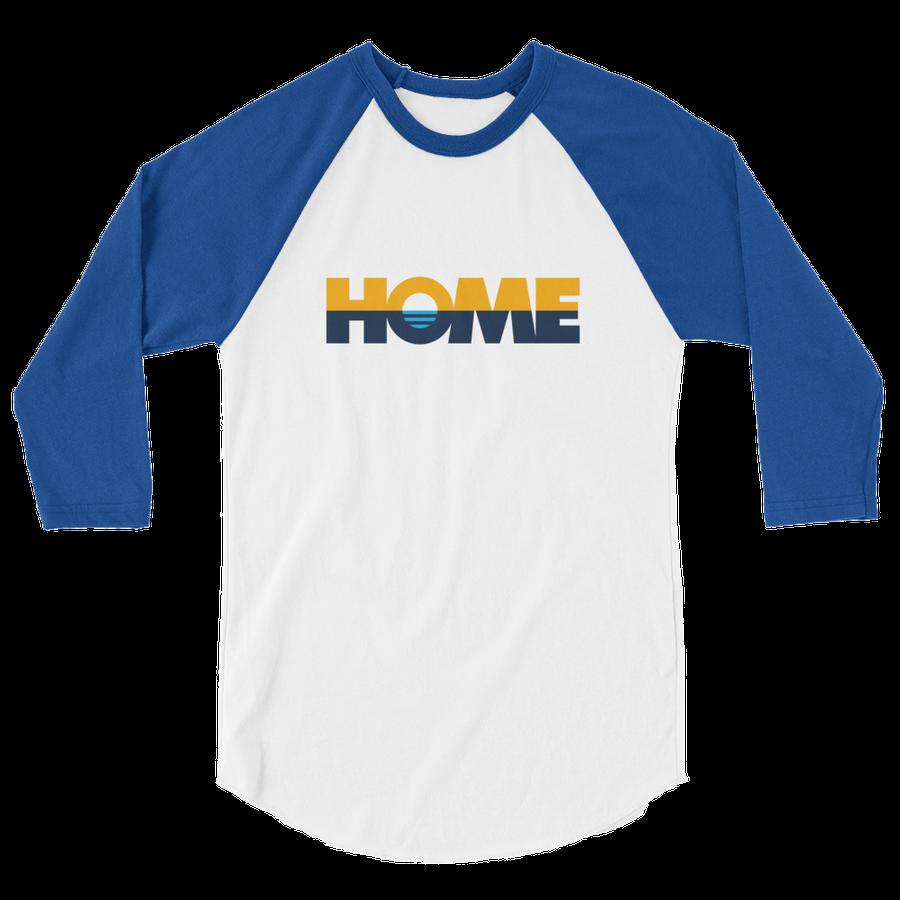 Image of HOME Baseball Tee