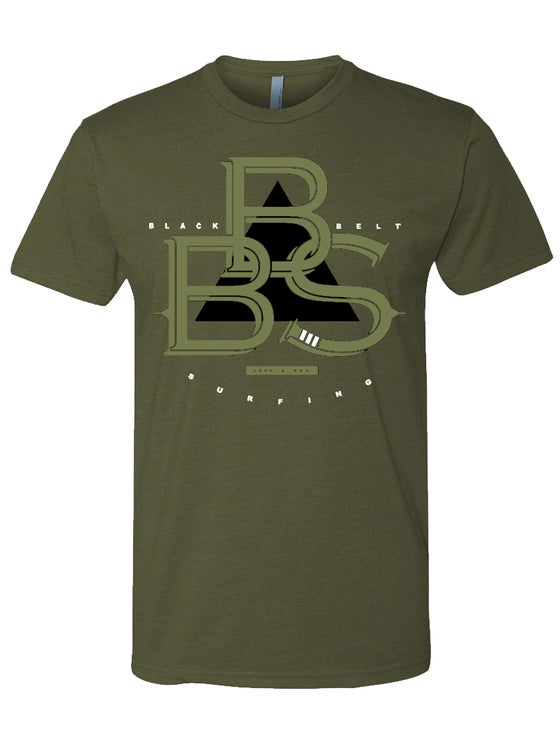 Image of Trifecta - Military Green