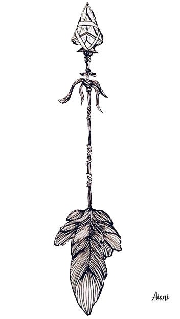Image of Magical arrow