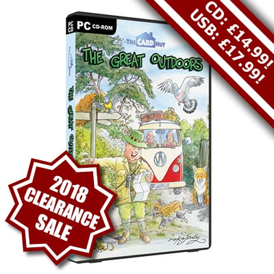 Image of The Great Outdoors - Free UK Delivery