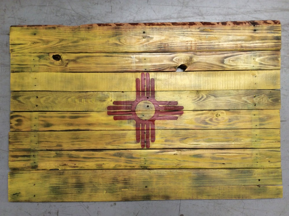 Image of New Mexico Pallet