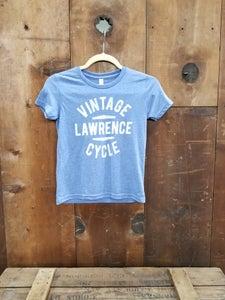 Image of Kids Knucklehead Shirt Heather Blue