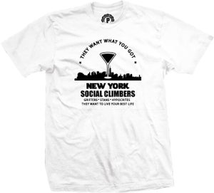 Image of 'NY SOCIAL CLIMBERS CLUB'