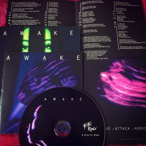 Image of Fifi Rong - Special Edition Signed Awake EP CD