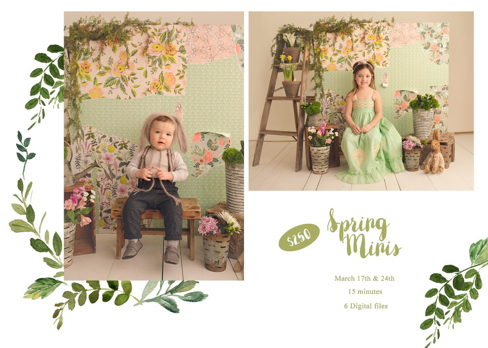 Image of Spring/Easter Minis!