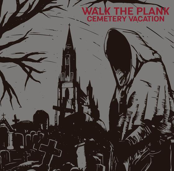 Image of Cemetery Vacation Vinyl LP - (U.S.A. Version)