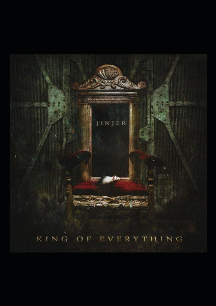 Image of JINJER - King Of Everything - CD (2016)