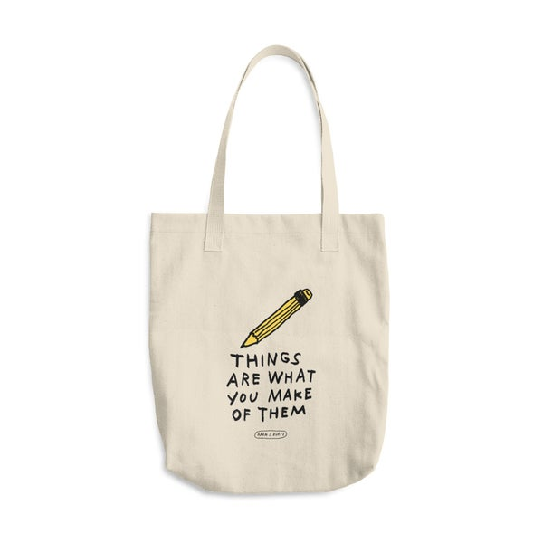 Image of THINGS ARE Tote