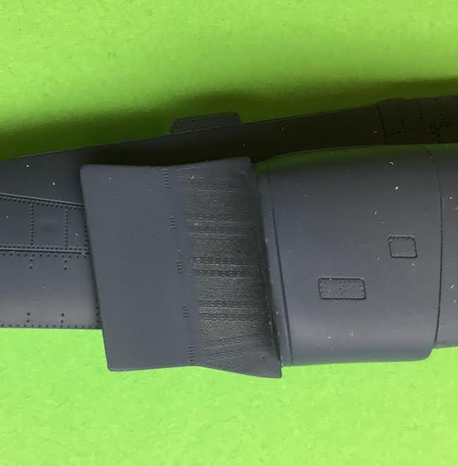 Image of Detailed Phantom intakes for Airfix kit