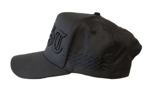 Image of Black Fast Trucker Hat