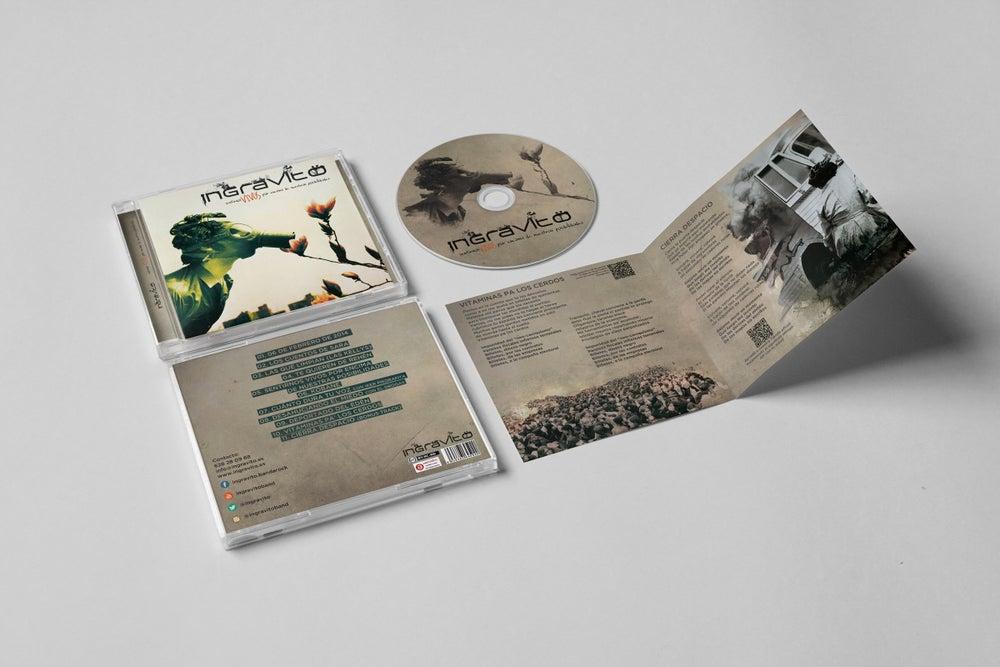 Image of CD SENTIRNOS VIVOS POR ENCIMA DE NUESTRAS POSIBILIDADES