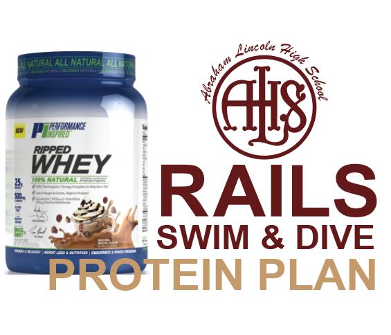 Image of HS Swim Protein Plan   Girls'