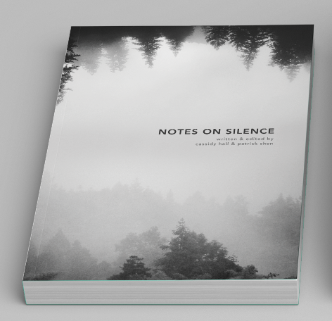 Image of Notes on Silence Book (PRE-ORDER)