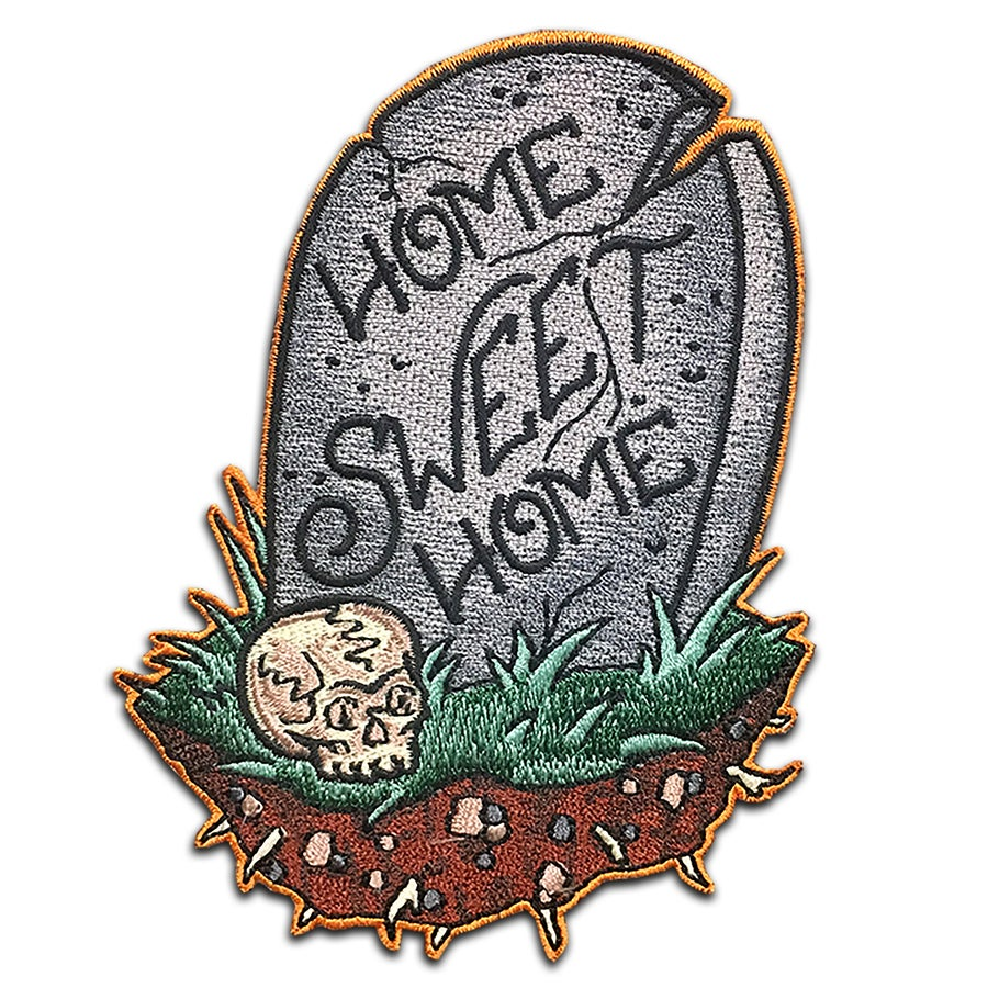 Image of Resting Place - Patch
