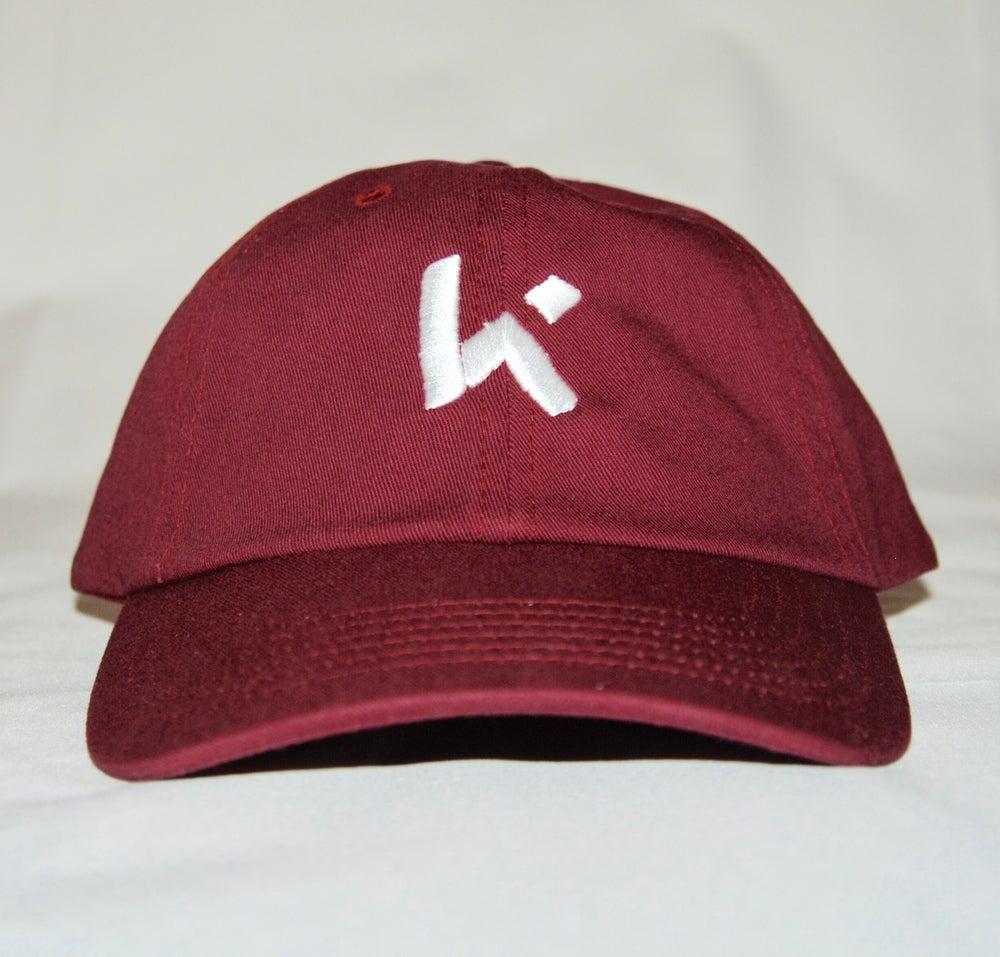 Image of Maroon Logo Hat