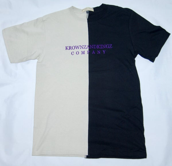 Image of Embroidered Company Tee