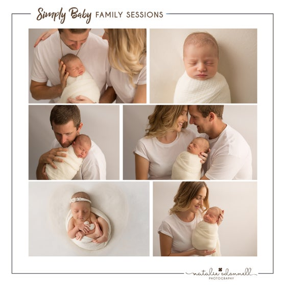 Image of Simply Baby | Family Mini Session