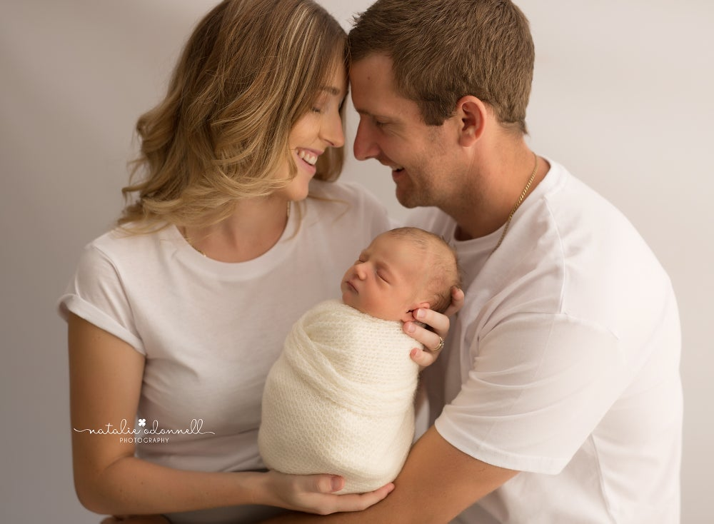 Image of Simply Baby   Family Mini Session