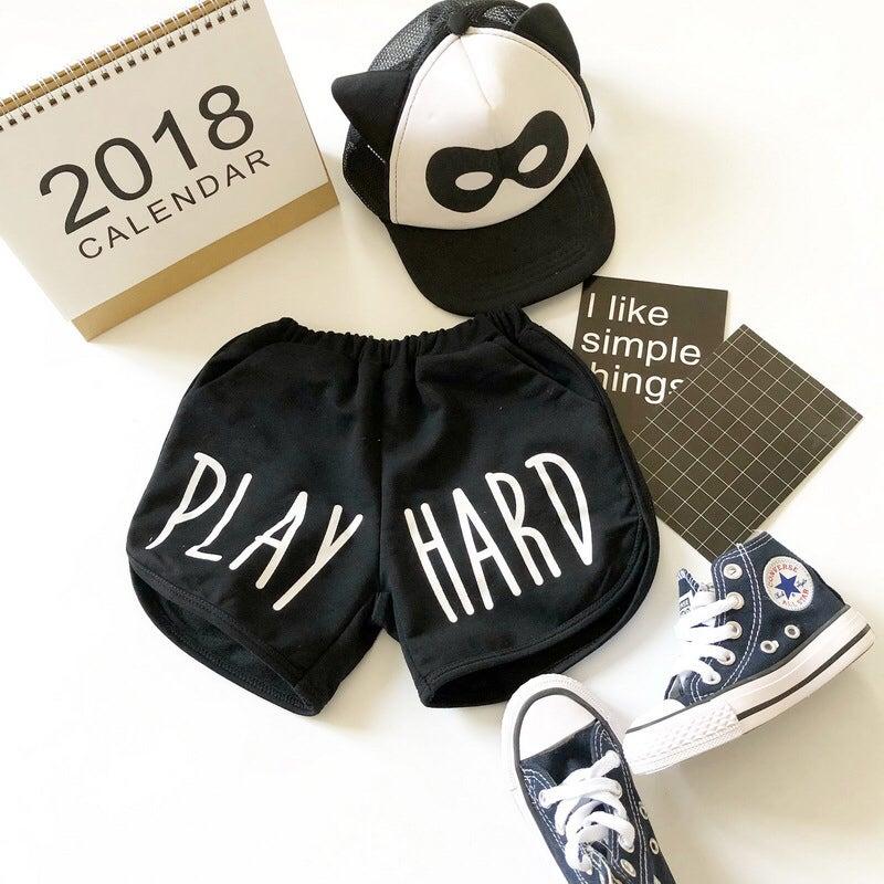 Image of Play Hard Shorts