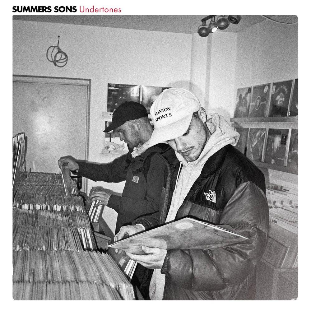 Image of Summers Sons - Undertones - LP (MELTING POT MUSIC)