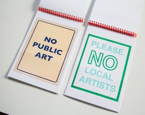 Image of Signs About Art