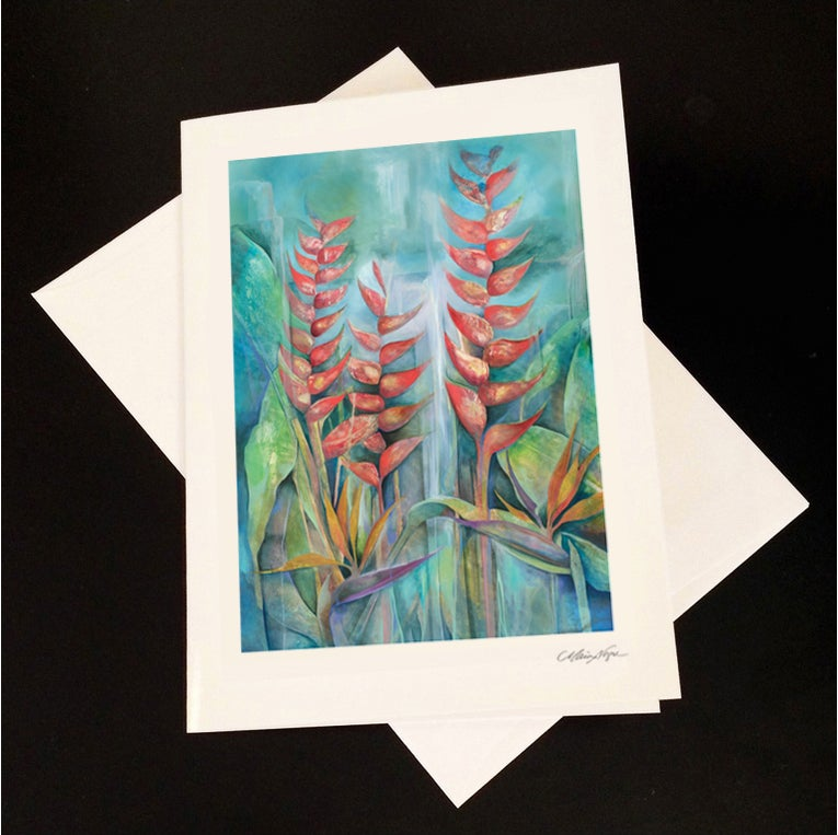 Image of Heliconias