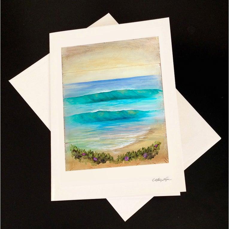 Image of Afternoon Views 5-Pack Greeting Card Set