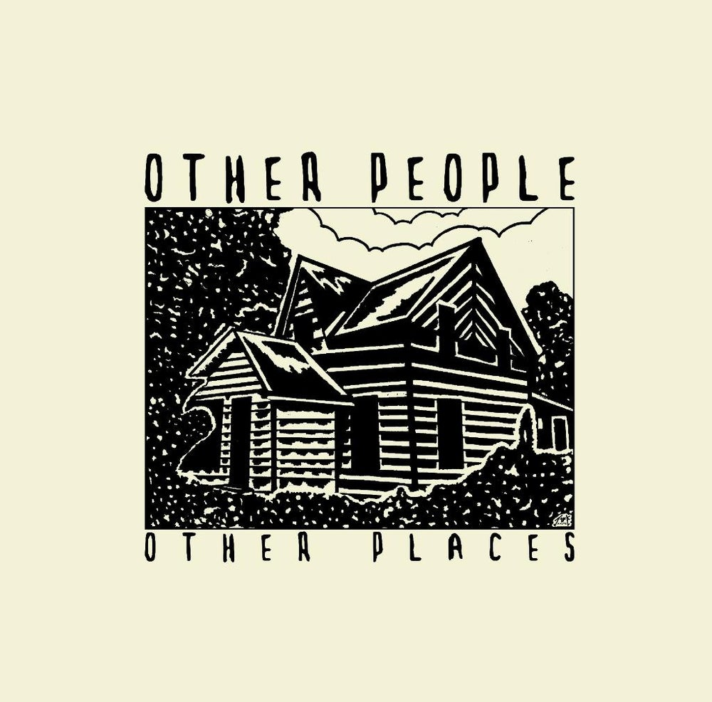 Image of Other People - Other Places LP