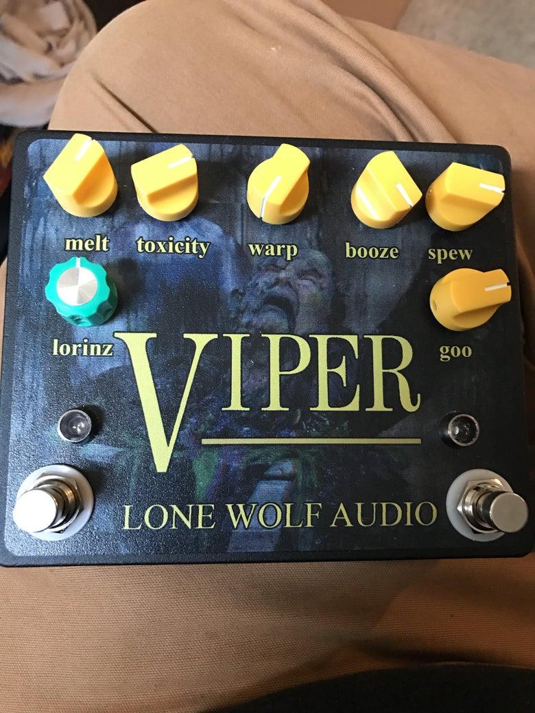 Image of VIPER Bitcrushed Nightmare Chorus pre order
