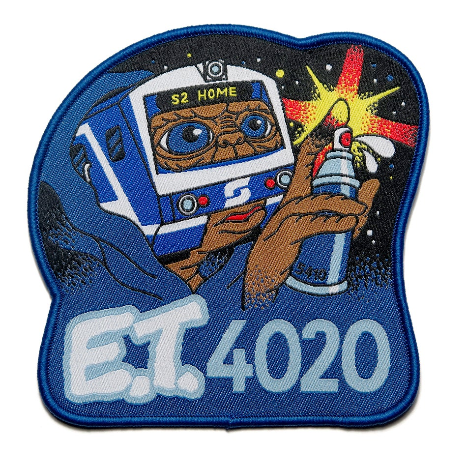 Image of E.T.4020 / patch