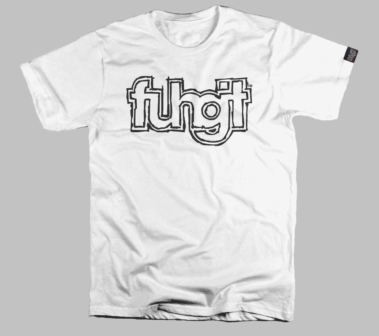 Image of fuhgit™ sketch logo T shirt