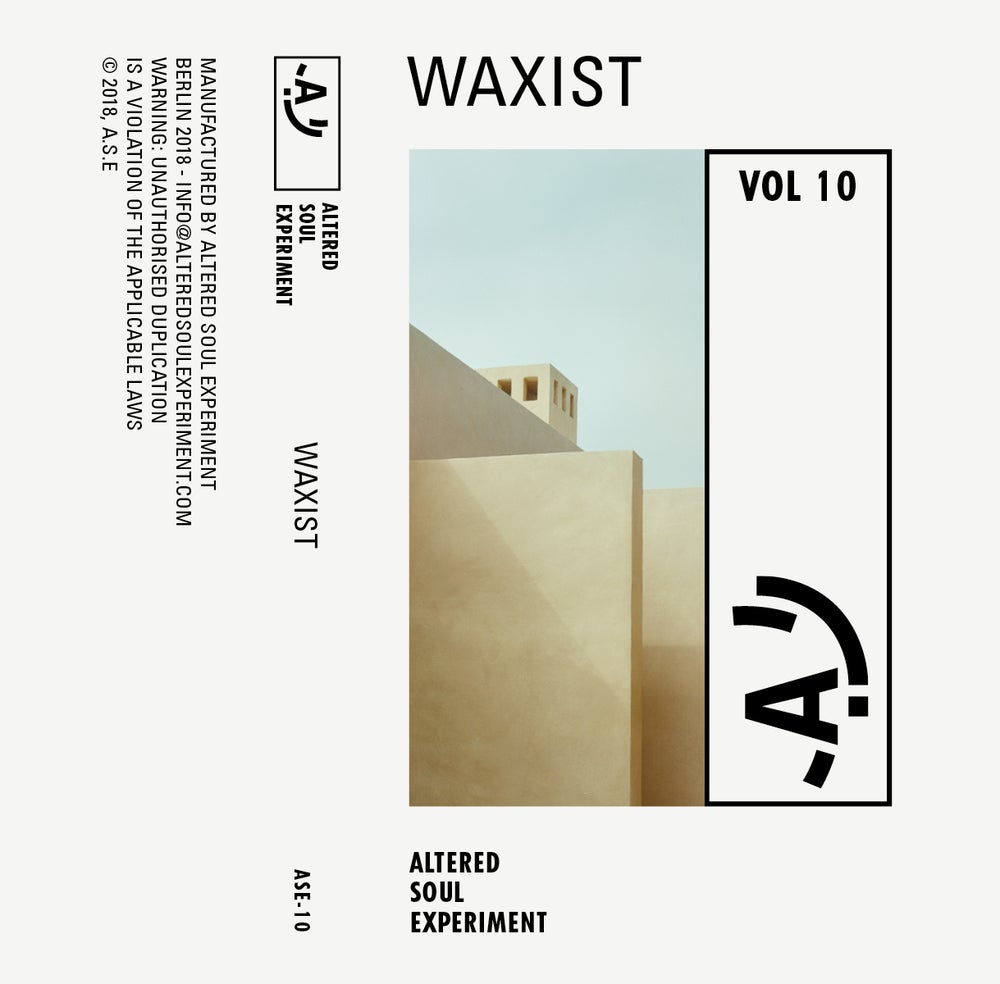 Image of ASE10-CASS MIXED BY WAXIST