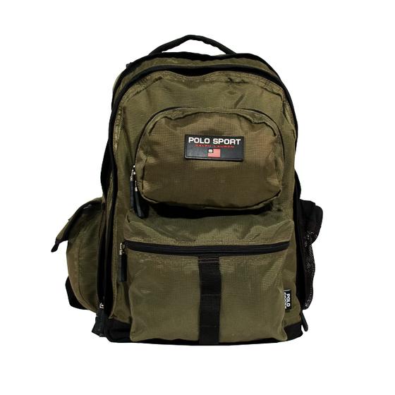 Image of Polo Sport Ralph Lauren Backpack Green