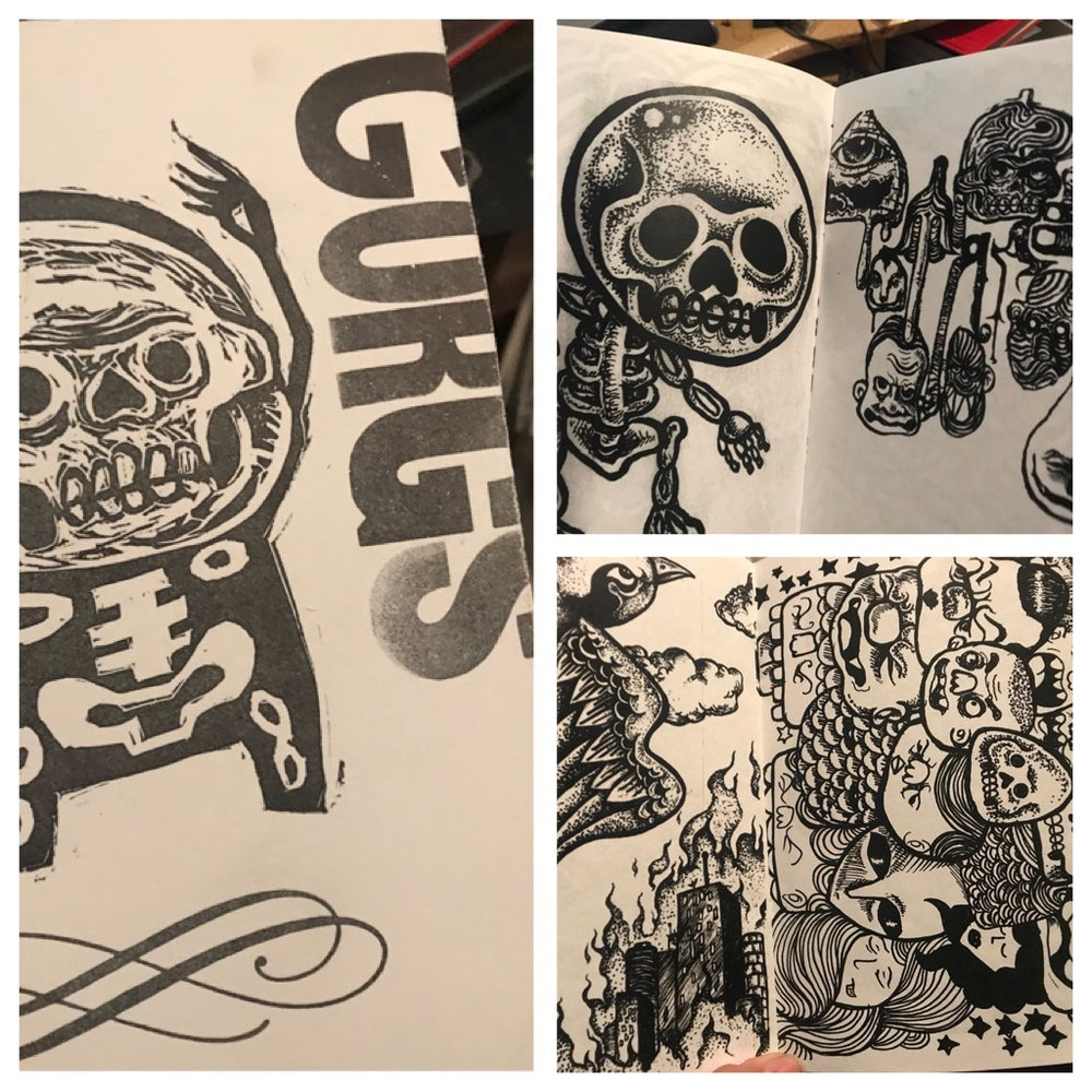 Image of GORGS Zine by GORGS