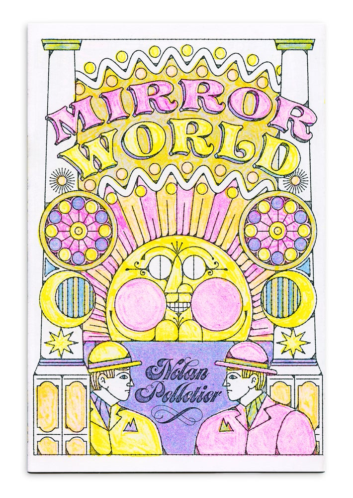 Image of Mirror World by Nolan Pelletier