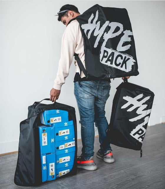 Image of HYPE PACK Sneaker Duffle Bags