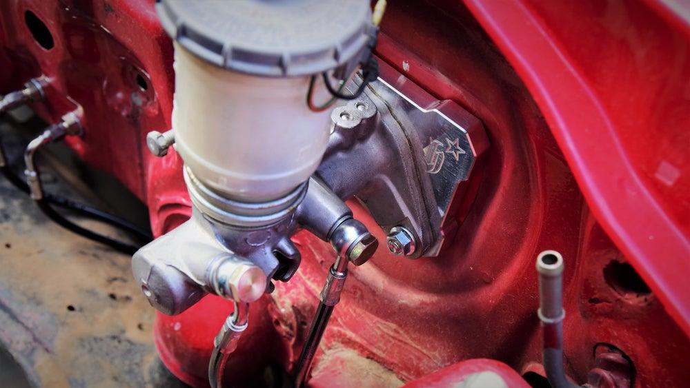 Image of EF/DA Stock Style Master Brake Booster Delete Plate