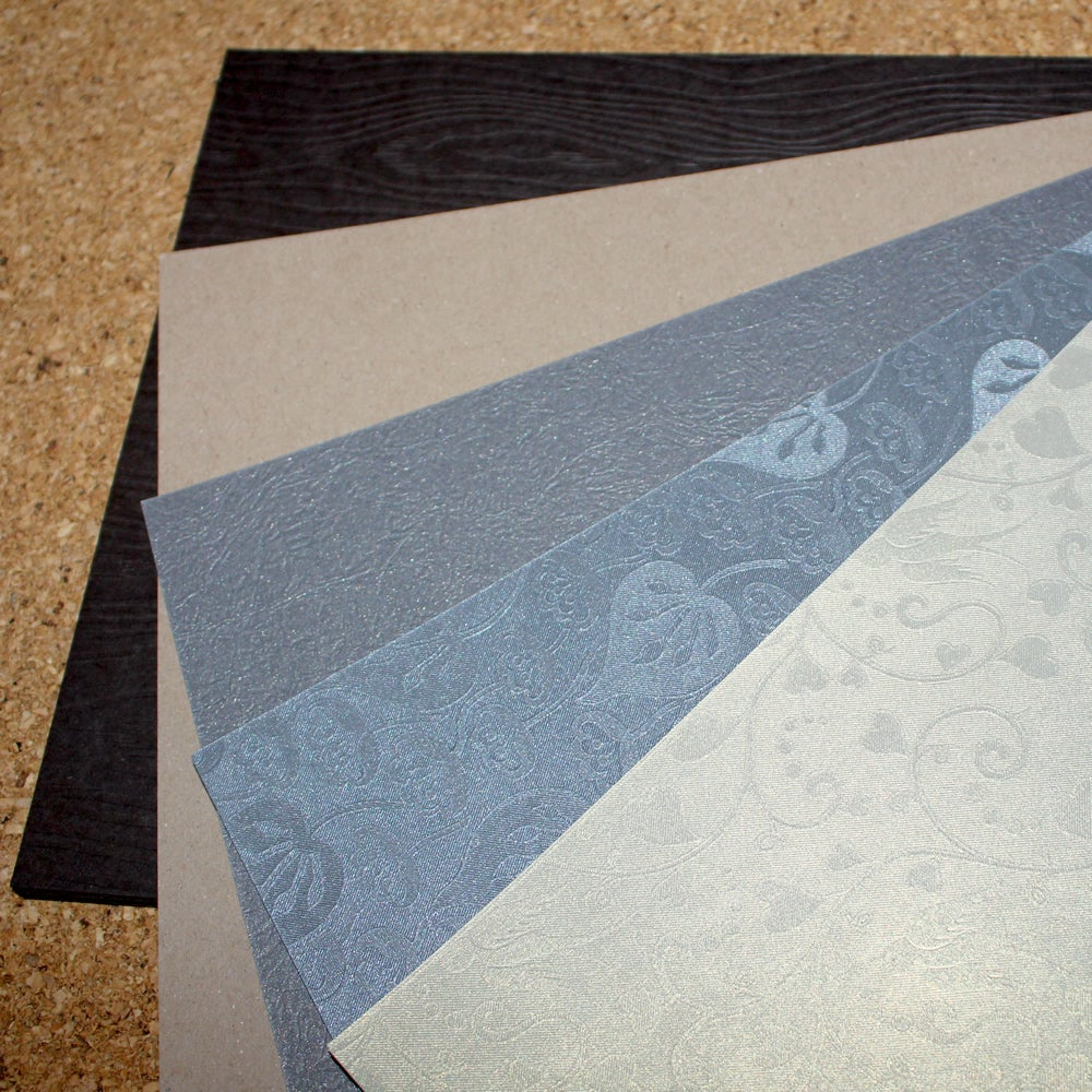 Image of Embossed Card Pack