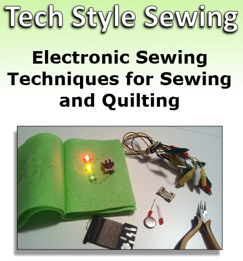 Image of Tech Style Sewing eTextile Book (Booklet)