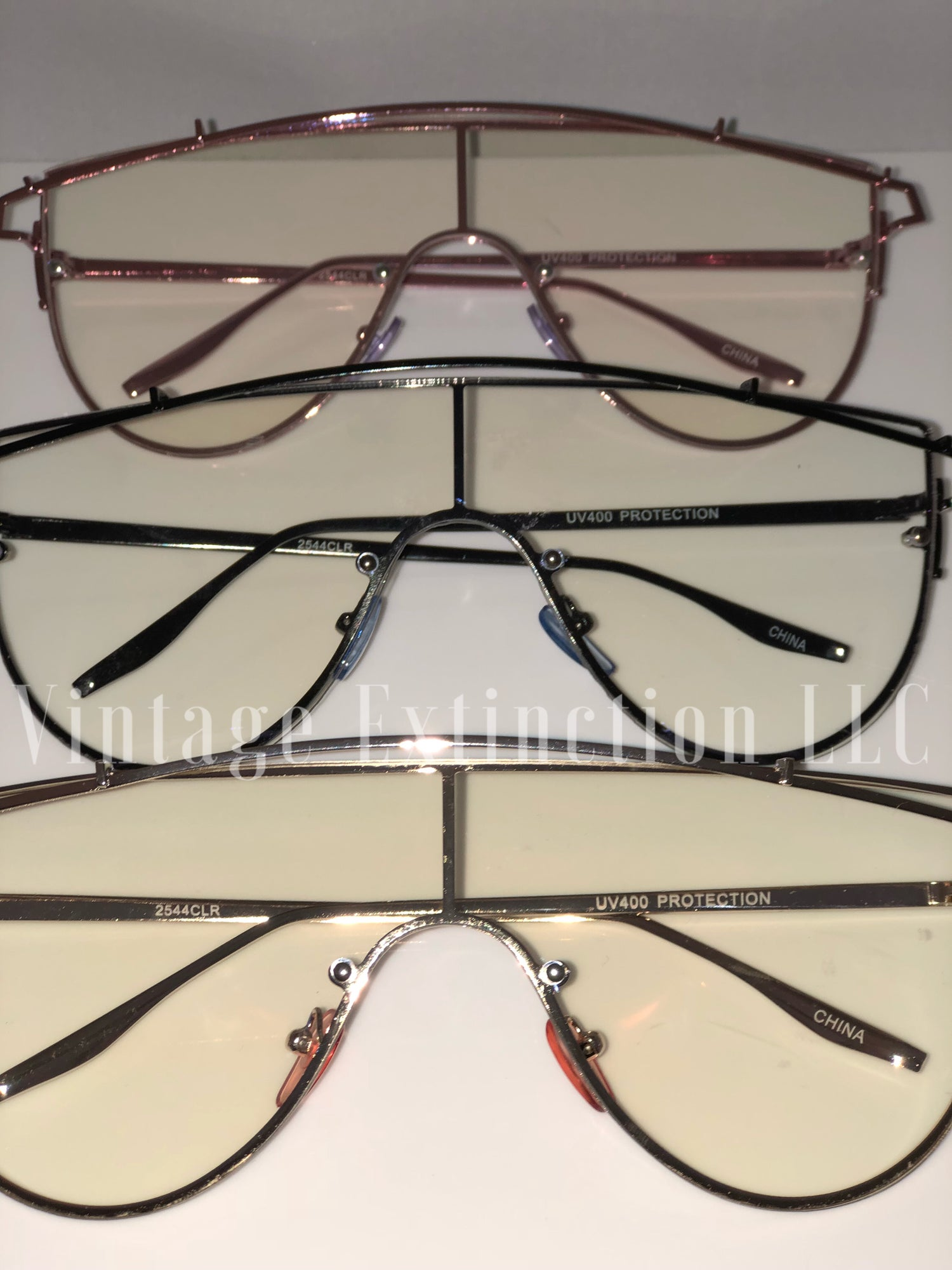 Image of Cassidy Clear Frames