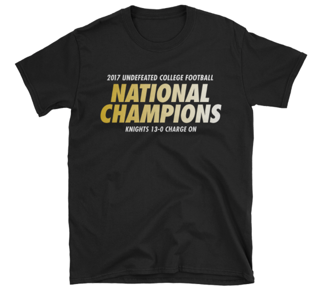 Image of 2017 College Football National Champions