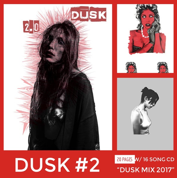 """Image of """"Dusk"""" zine #2"""