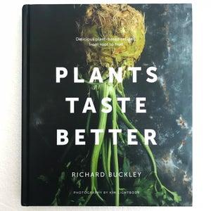 Image of Plants Taste Better - Signed Copy