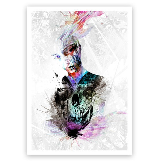 Image of Purification OPEN EDITION PRINT - FREE WORLDWIDE SHIPPING!!!