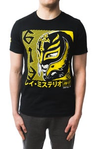 Image of Rey Mysterio 'MASK 619' T-Shirt