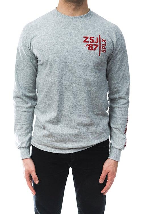 Image of Zack Sabre Jr 'Hurrah! Another...' Long Sleeve T-Shirt