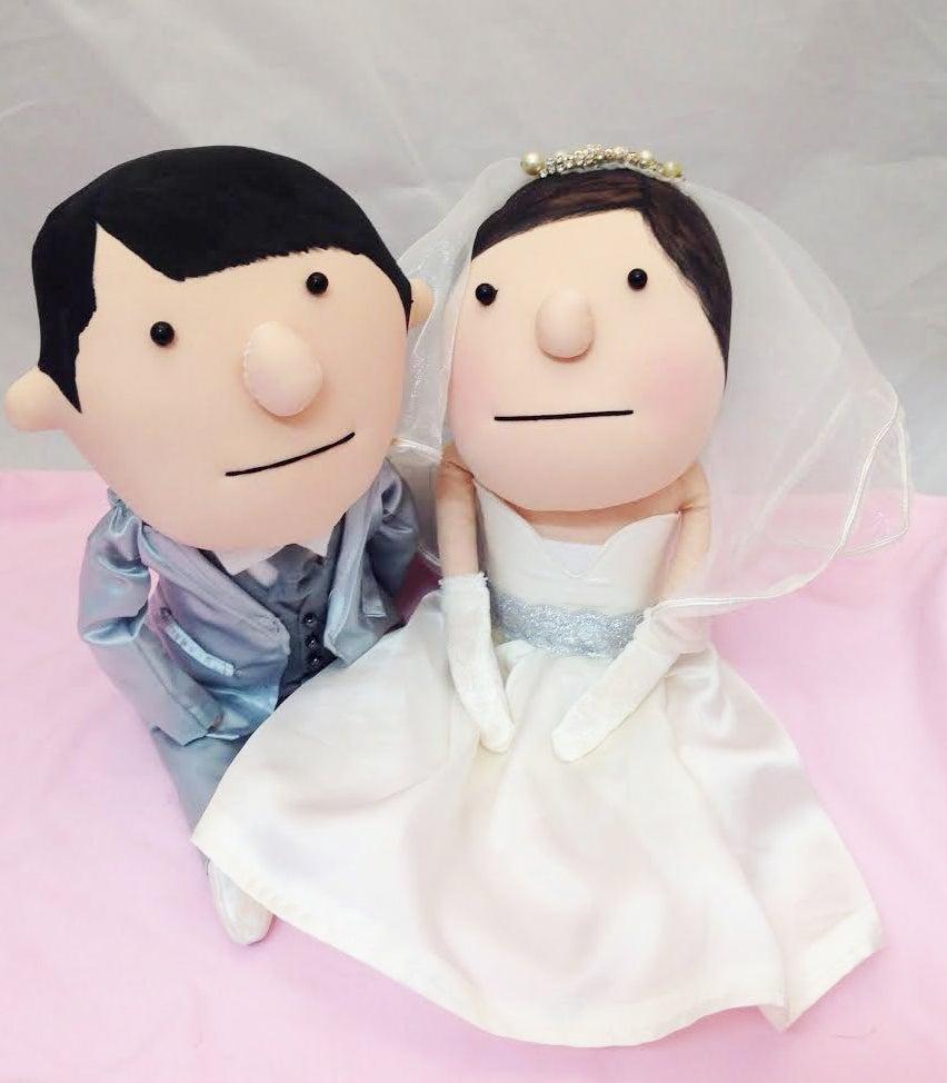Image of wedding couple MTO