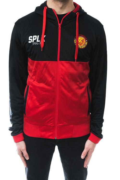 Image of NJPW x SPLX Track Jacket
