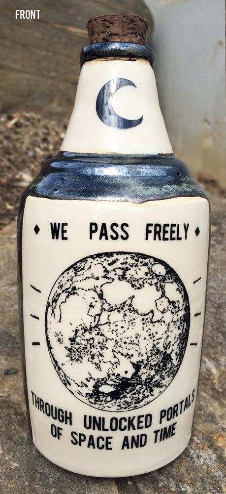 Image of Ceramic Bottle 24 - Free Pass!